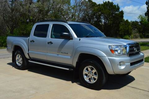 2010 Toyota Tacoma for sale at Coleman Auto Group in Austin TX