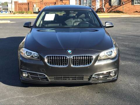 2014 BMW 5 Series for sale at SMZ Auto Import in Roswell GA