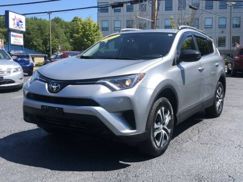 2017 Toyota RAV4 for sale at All Star Auto  Cycle in Marlborough MA