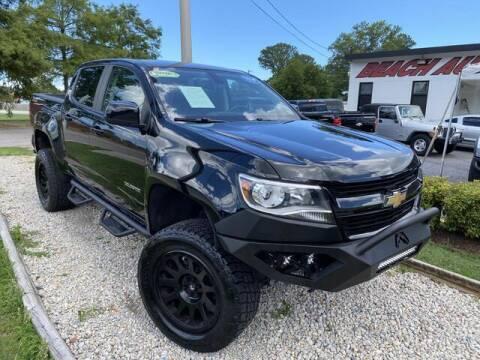 2016 Chevrolet Colorado for sale at Beach Auto Brokers in Norfolk VA