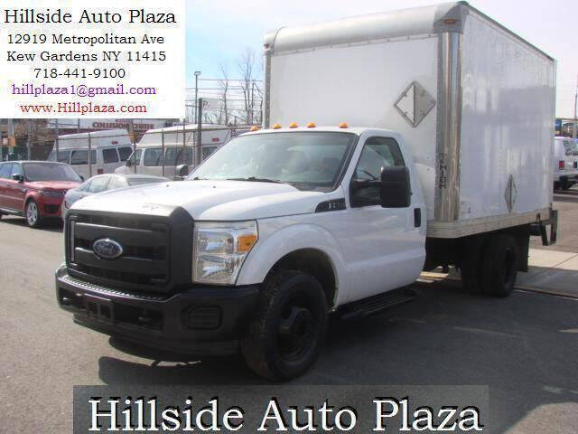2015 Ford F-350 Super Duty for sale at Hillside Auto Plaza in Kew Gardens NY