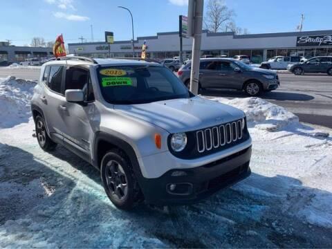 2015 Jeep Renegade for sale at JBA Auto Sales Inc in Stone Park IL