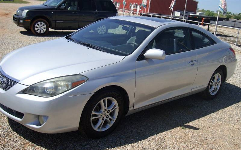 2008 Toyota Camry Solara SLE 2dr Coupe 5A - Wichita Falls TX