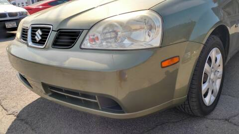 2005 Suzuki Forenza for sale at Cars R Us in Binghamton NY