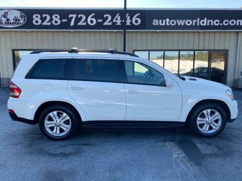 2008 Mercedes-Benz GL-Class for sale at AutoWorld of Lenoir in Lenoir NC