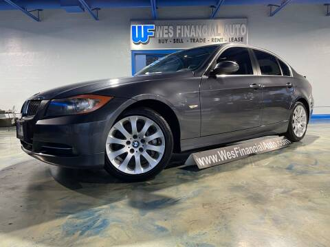 2007 BMW 3 Series for sale at Wes Financial Auto in Dearborn Heights MI