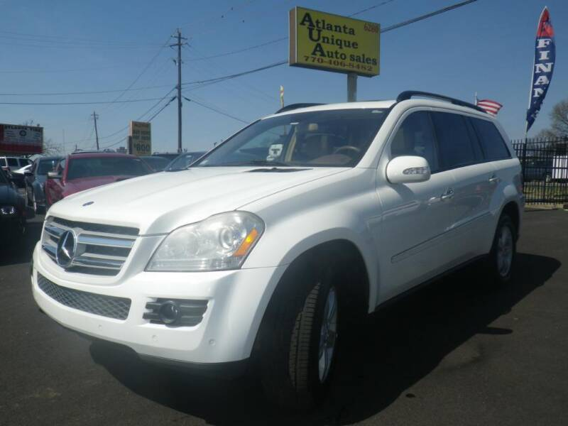 2007 Mercedes-Benz GL-Class for sale at Atlanta Unique Auto Sales in Norcross GA