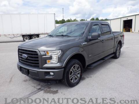 2016 Ford F-150 for sale at London Auto Sales LLC in London KY