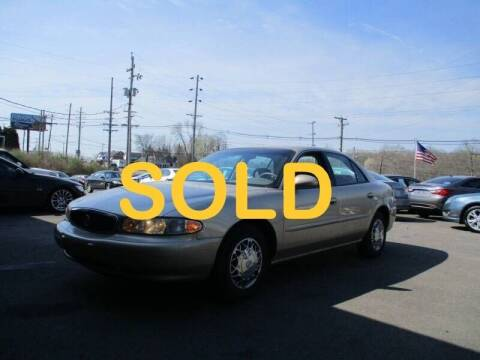 2005 Buick Century for sale at Precision Automotive Group in Youngstown OH