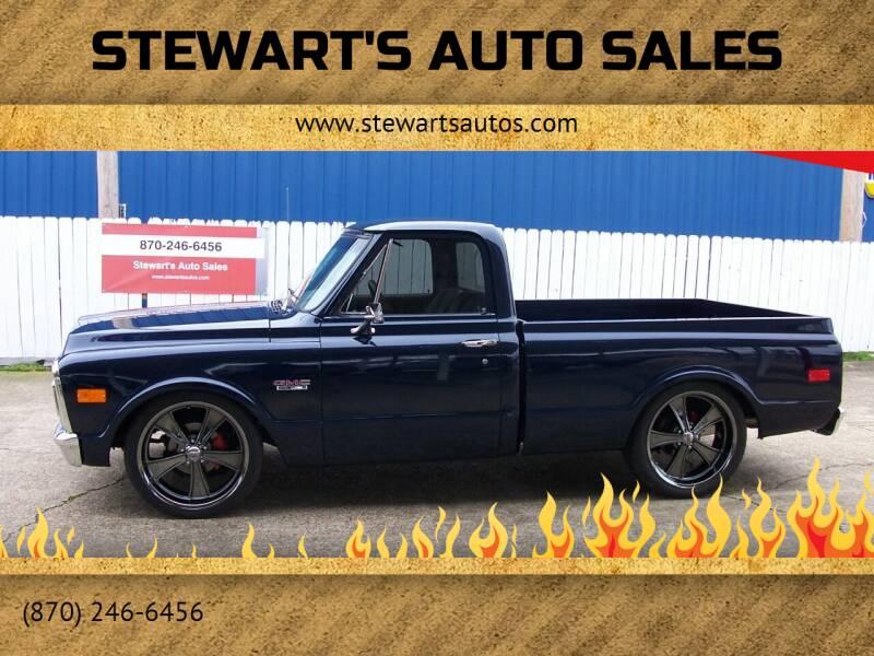 1971 GMC C/K 1500 Series for sale at Stewart's Auto Sales in Arkadelphia AR