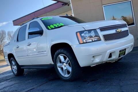 2013 Chevrolet Avalanche for sale at Island Auto in Grand Island NE