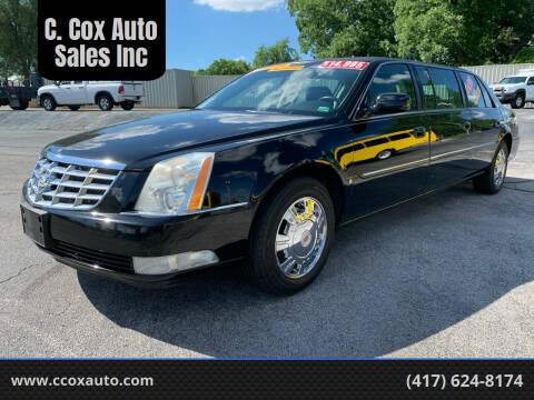 2009 Cadillac PROFESSIONAL CH