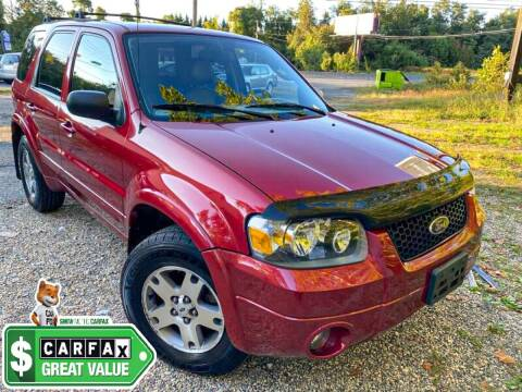 2005 Ford Escape for sale at High Rated Auto Company in Abingdon MD