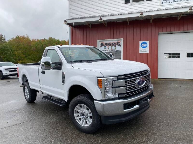 2019 Ford F-350 Super Duty for sale at Adams Automotive in Hermon ME