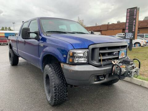 1999 Ford F-350 Super Duty for sale at Freedom Auto Sales in Anchorage AK
