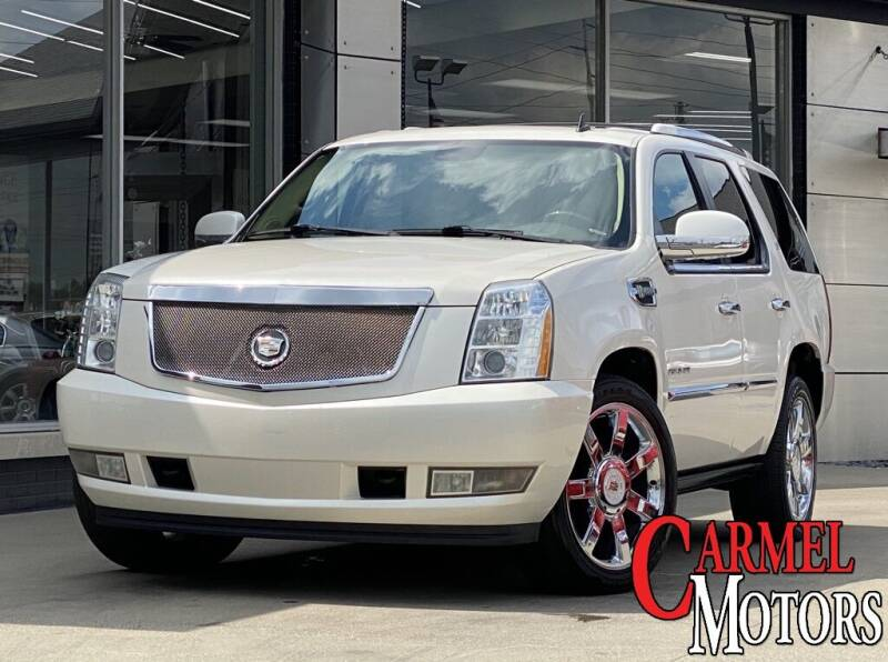 2011 Cadillac Escalade Hybrid for sale at Carmel Motors in Indianapolis IN
