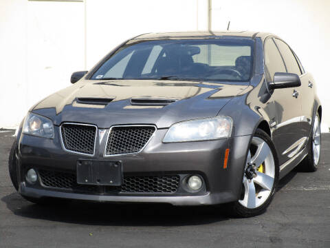 2009 Pontiac G8 for sale at Ritz Auto Group in Dallas TX