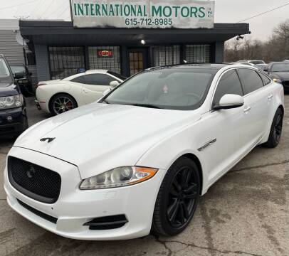 2011 Jaguar XJL for sale at International Motors Inc. in Nashville TN
