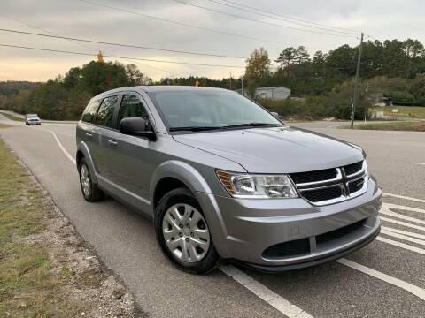 2015 Dodge Journey for sale at Anaheim Auto Auction in Irondale AL