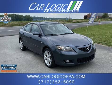 2008 Mazda MAZDA3 for sale at Car Logic in Wrightsville PA