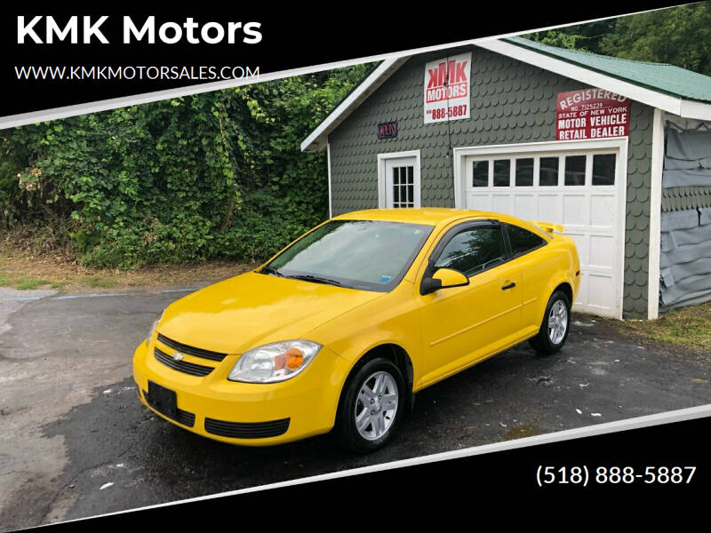 2005 Chevrolet Cobalt for sale at KMK Motors in Latham NY