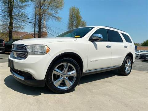 2012 Dodge Durango for sale at iDeal Auto in Raleigh NC