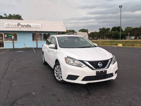 2019 Nissan Sentra for sale at DrivePanda.com in Dekalb IL