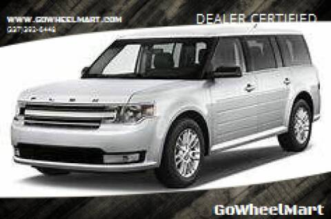 2019 Ford Flex for sale at GOWHEELMART in Available In LA