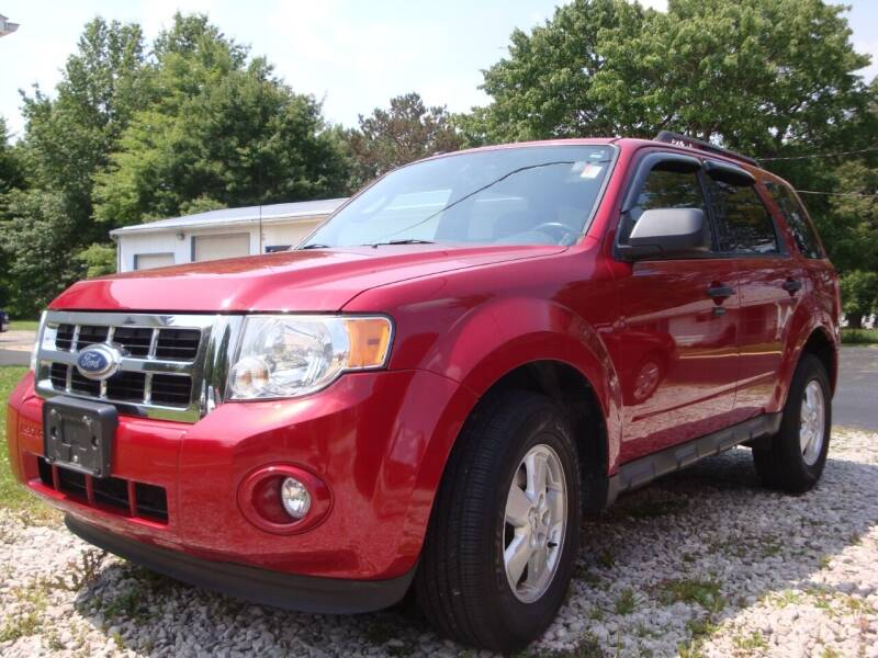 2010 Ford Escape for sale at Jay's Auto Sales Inc in Wadsworth OH