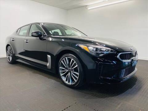 2018 Kia Stinger for sale at Champagne Motor Car Company in Willimantic CT