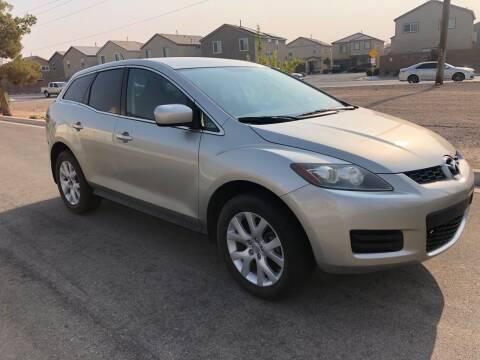 2008 Mazda CX-7 for sale at GEM Motorcars in Henderson NV