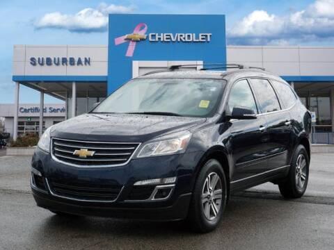 2016 Chevrolet Traverse for sale at Suburban Chevrolet of Ann Arbor in Ann Arbor MI