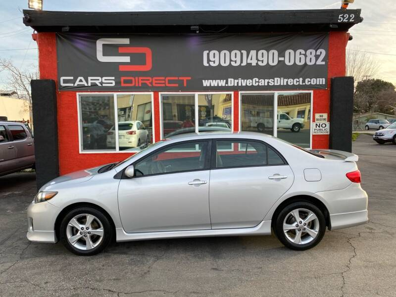 2012 Toyota Corolla for sale at Cars Direct in Ontario CA