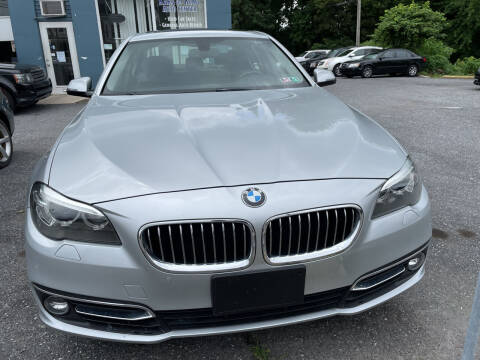 2014 BMW 5 Series for sale at Kars on King Auto Center in Lancaster PA