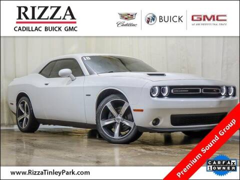 2018 Dodge Challenger for sale at Rizza Buick GMC Cadillac in Tinley Park IL