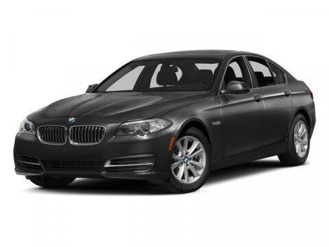 2015 BMW 5 Series for sale at RDM CAR BUYING EXPERIENCE in Gurnee IL