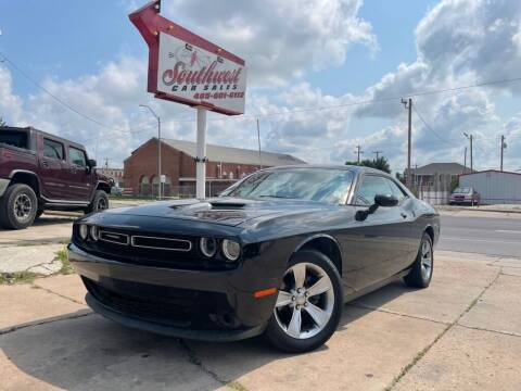 2015 Dodge Challenger for sale at Southwest Car Sales in Oklahoma City OK