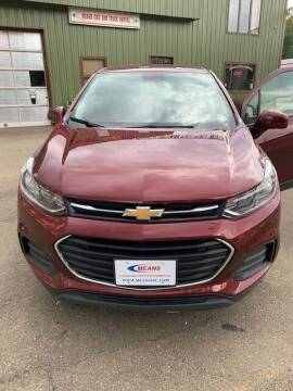 2017 Chevrolet Trax for sale at MEANS SALES & SERVICE in Warren PA
