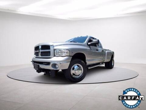 2003 Dodge Ram Pickup 3500 for sale at Carma Auto Group in Duluth GA
