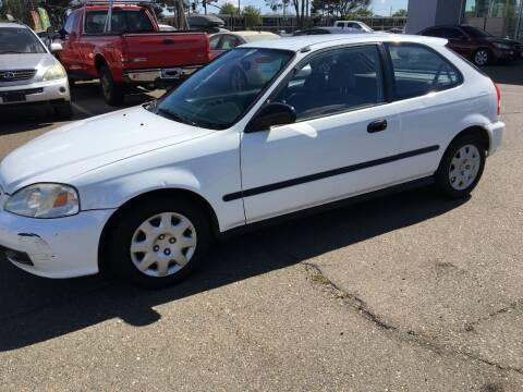 2000 Honda Civic for sale at Safi Auto in Sacramento CA
