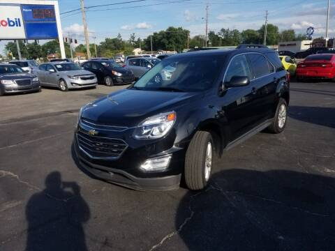 2016 Chevrolet Equinox for sale at Nonstop Motors in Indianapolis IN