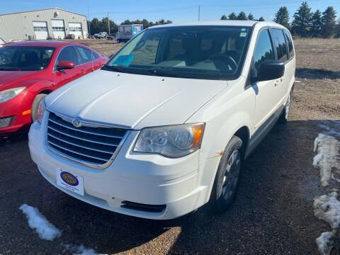 2009 Chrysler Town and Country for sale at BERG AUTO MALL & TRUCKING INC in Beresford SD