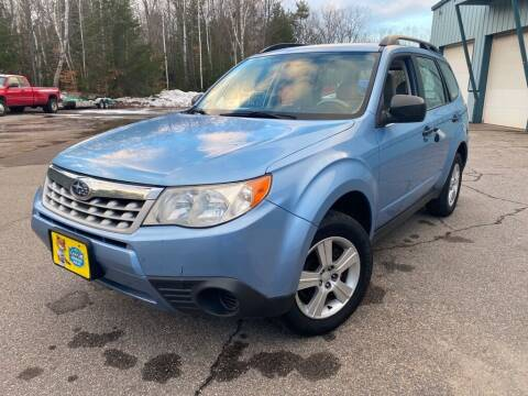 2011 Subaru Forester for sale at Granite Auto Sales in Spofford NH