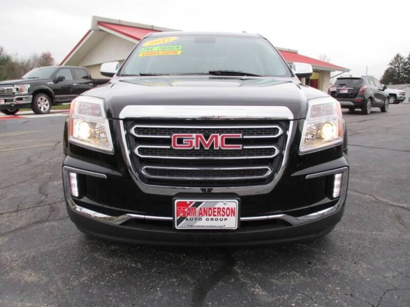 2017 GMC Terrain SLE-2 4dr SUV - Richmond IN