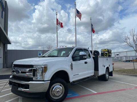 2019 Ford F-350 Super Duty for sale at TWIN CITY MOTORS in Houston TX