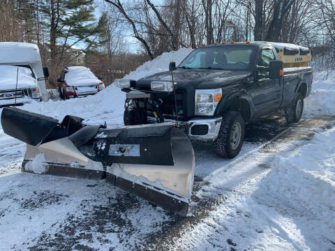 2015 Ford F-350 Super Duty for sale at Ripley & Fletcher Pre-Owned Sales & Service in Farmington ME