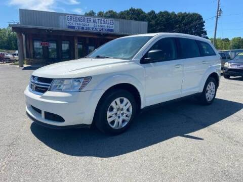 2015 Dodge Journey for sale at Greenbrier Auto Sales in Greenbrier AR