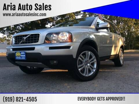 2009 Volvo XC90 for sale at ARIA  AUTO  SALES in Raleigh NC
