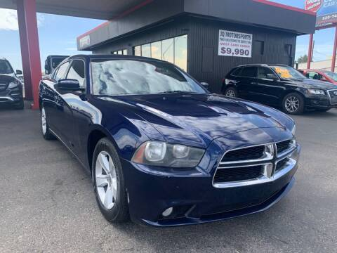 2014 Dodge Charger for sale at JQ Motorsports East in Tucson AZ