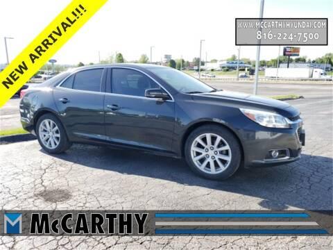 2014 Chevrolet Malibu for sale at Mr. KC Cars - McCarthy Hyundai in Blue Springs MO